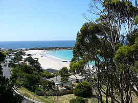 Boat harbour beach from lookout.jpg