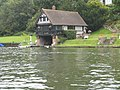 Boathouse on the Thames at Cleeve - geograph.org.uk - 950585.jpg
