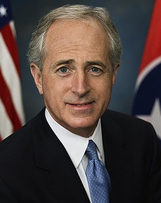2006 United States Senate election in Tennessee - Image: Bobcorker (cropped)