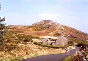 Mynydd Bodafon - Image: Bodafon