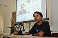 Bodhisattwa Mandal Talking About Bassel Khartabil - West Bengal Wikimedians Strategy Meetup - Kolkata 2017-08-06 1585.JPG