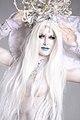 Bodypainted Snow Queen (10509156063).jpg