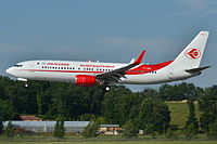 7T-VKA - B738 - Air Algerie