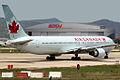 Boeing 767-33A ER Air Canada C-GHPN (7376053132).jpg