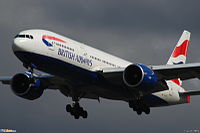 G-VIIH - B772 - British Airways
