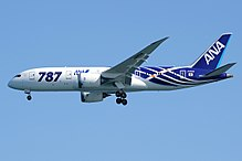 Boeing 787-8 Dreamliner, All Nippon Airways - ANA AN2077911.jpg