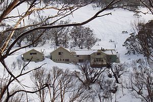 Rovers (Australia) - The Bogong Rover Chalet on the Bogong High Plains is one example of property owned and managed by Rovers