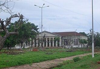 Bolama - Image: Bolama ruins