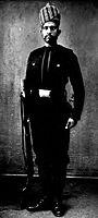 Armed Constable of the Bombay City Police 1910s