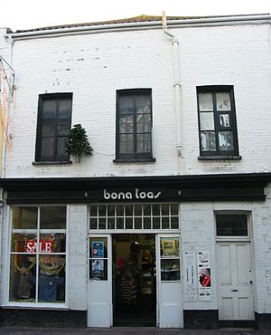 Polari - Bona Togs clothes shop