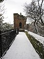 Bonewaldesthorne's Tower in the snow - geograph.org.uk - 1657827.jpg