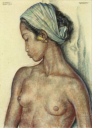 "Rudolf Bonnet - Rudolf Bonnet's ""Ni Radji"" Bali 1954"
