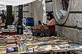 Book Market in Calle Condesa, Mexico City 2019-10-03.jpg