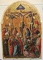 Borghese di pietro borghese, crocifissione, 1430 ca, da s.lucia a montecastello.JPG
