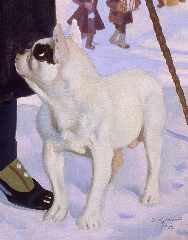 Самые любимые собаки в живописи