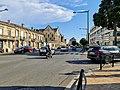 Boulevard du président Wilson à Bordeaux depuis la barrière du Médoc.jpg