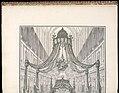 Bound Print, Pompe funèbre de Polixène de Hesse-Rhinfels Reine de Sardaigne en l'église de Notre de Paris le XXIV Mars M. DCC. XXXV. (Funeral of Polyxena of Hesse-Rotenburg, Queen of Sardinia, in the (CH 18221179-3).jpg