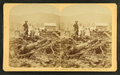 Bourdeau Family, Owl's Head Slide, Jefferson, N.H, from Robert N. Dennis collection of stereoscopic views 6.png