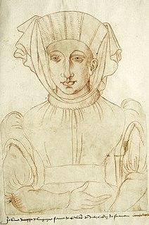 Joan II, Countess of Burgundy Countess of Burgundy