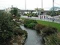 Bourne Stream, Lower Gardens - geograph.org.uk - 1055428.jpg