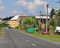 Bouzov, Hvozdečko, main street.jpg