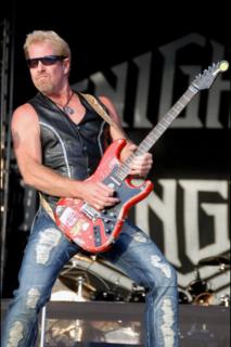 Brad Gillis guitarist