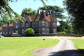 Bradfield Combust - Bradfield Hall