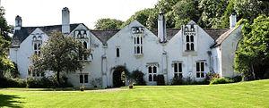 Bradley (house) - The east front of Bradley