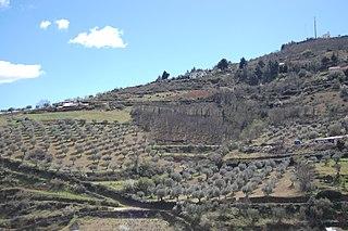 Alto Trás-os-Montes NUTS III Subregion in Norte, Portugal