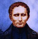 Louis Braille -  Bild