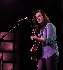 Brandy Clark - the cute, friendly, charming,  musician  with American roots in 2018