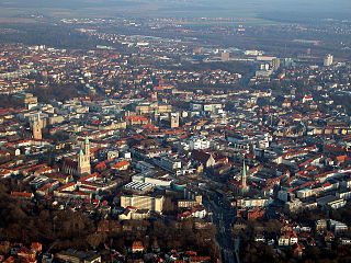 Braunschweig City and district in Lower Saxony, Germany