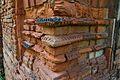 Bricks Detail - South-east Corner - Palpara Temple - Nadia 2013-10-20 3694.JPG