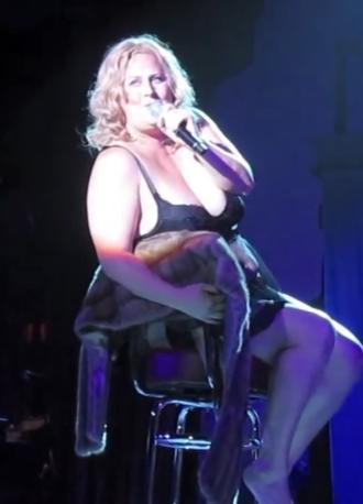 Bridget Everett - Everett performing at La Mama Theatre in 2012