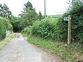 Bridleway in Luppitt - geograph.org.uk - 1364592.jpg