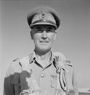 Alan Cunningham - Image: British Generals 1939 1945 E6661