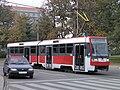 Brno, Město Brno, Moravské náměstí, Tatra K2R (1).jpg
