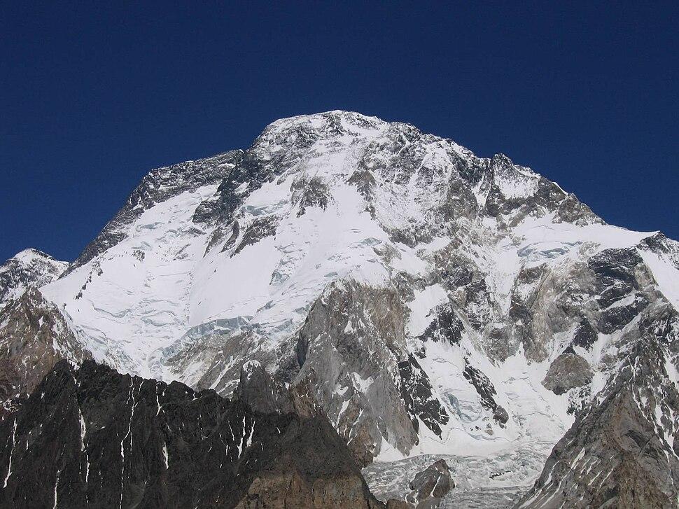 Broad Peak in July 2006