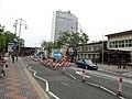 Broad Street, Birmingham - tunnel closure blockages (9429169721).jpg