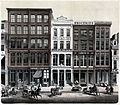 Brown, Frederick and Kunkel, clothing warerooms, 41 North Third Street, Philadelphia, (1855) (4625136666).jpg