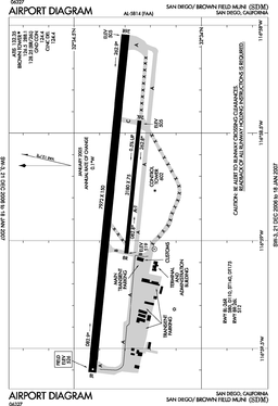 Brown Field Municipal Airport diagram.png
