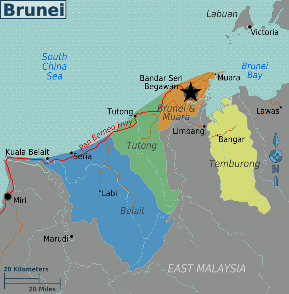 FileBrunei regions mappng Wikimedia Commons