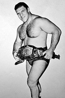 Bruno Sammartino Italian-born American professional wrestler