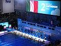 Budapest2017 fina world championships 50breaststroke semifinal Nicolo Martinenghi Italy.jpg
