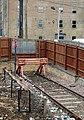 Bufferstops at Down Market railway station - geograph.org.uk - 1351428.jpg