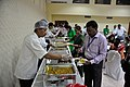 Buffet Lunch - VMPME Workshop - Science City - Kolkata 2015-07-15 8595.JPG