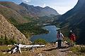 Bullhead Lake, Swiftcurrent Pass Trail (4171825103).jpg