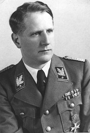 Leonardo Conti - SS-Gruppenführer Dr Conti