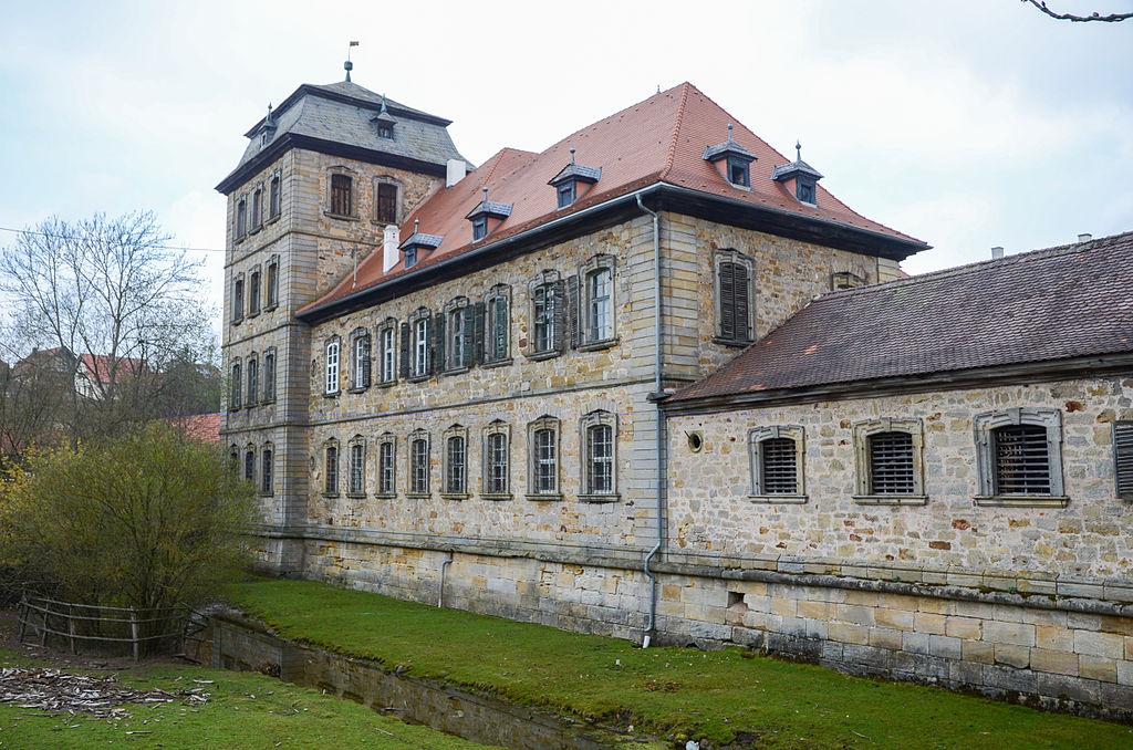 Burgpreppach Schloß 001