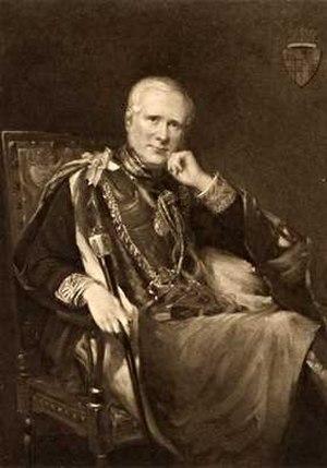 Burke's Peerage - Sir John Bernard Burke,  Burke's Peerage frontispiece (62nd edition, 1900)